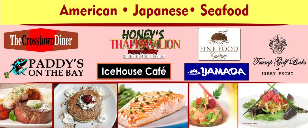 Throggs Neck Resataurant Week - Japanese
